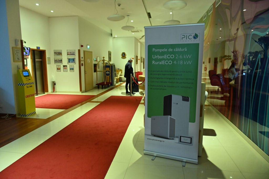Roll-upul cu pompele de căldură RuralECO și UrbanECO Rolul pompelor de căldură în tranziția energetică Pompe de căldură PicoEnergy