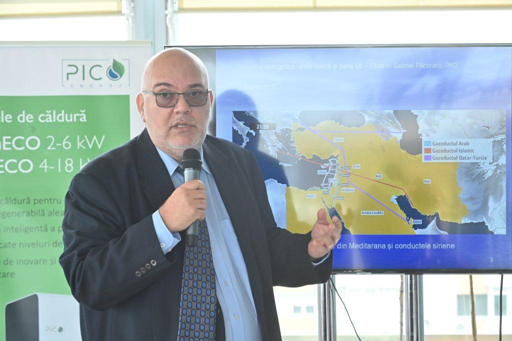 Cosmin Gabriel PĂCURARU în tranziția energetică Pompe de căldură PicoEnergy